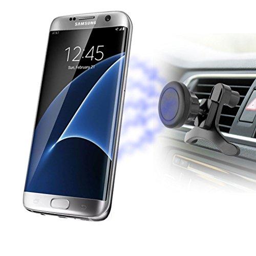 I-Sonite (Magnetic) Universal-KFZ-Halterung Cradle-Einfassung für Handys / Sat Navs Passend für Samsung Galaxy A5 (2017) Kfz-halterung Cradle
