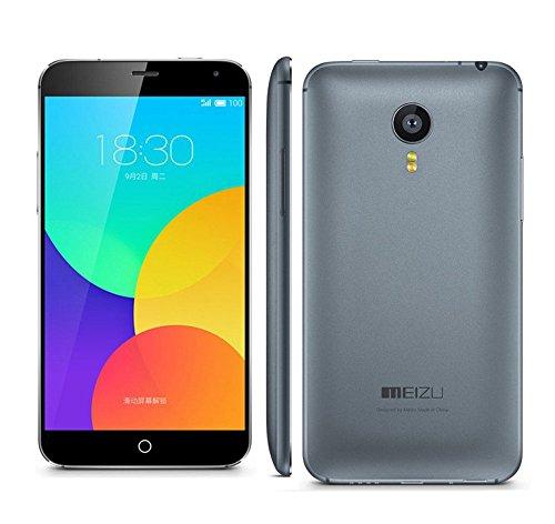 Meizu MX4 16GB Android 4.4 Octa Core 1.7GHz Single Sim 5.36 inch FHD 4G LTE 20.0MP Smartphone Nero