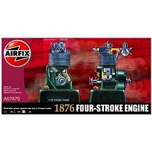 Airfix - Kit motor 4 tiempos (Hornby A07870)