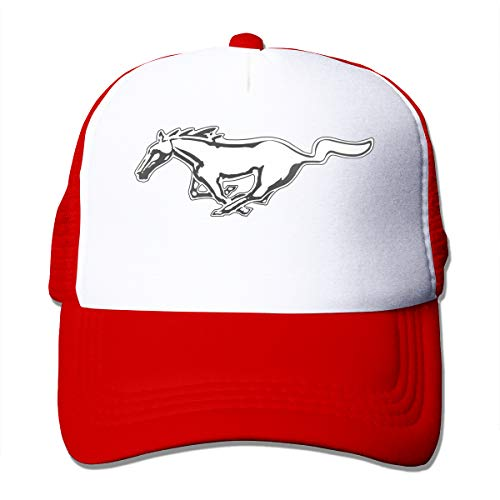 Bgejkos Mustang Auto Erwachsene verstellbare Baseballmütze Einzigartig gedruckt - Kardinäle Damen-accessoires