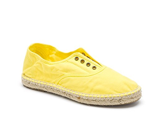 Natural World Eco Chaussures VEGAN Espadrilles en Jute Tennis Tendance en Tissu pour femmes – Mode – NOUVEAUTÉ 504