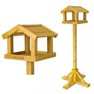 Johnston & Jeff Drummond Bird Table by Johnston & Jeff