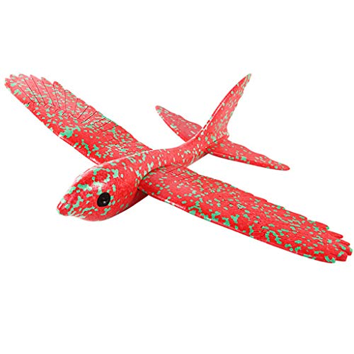 Dapei Schaum werfen Segelflugzeug Flugzeug Trägheit Flugzeug Spielzeug Hand Launch Bird ModelToy Fun Outdoor Sports Spielzeug Modell Foam Aircraft Gifts