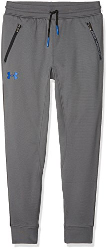 Under Armour Jungen Pennant Tapered Hose, Graphite, YLG