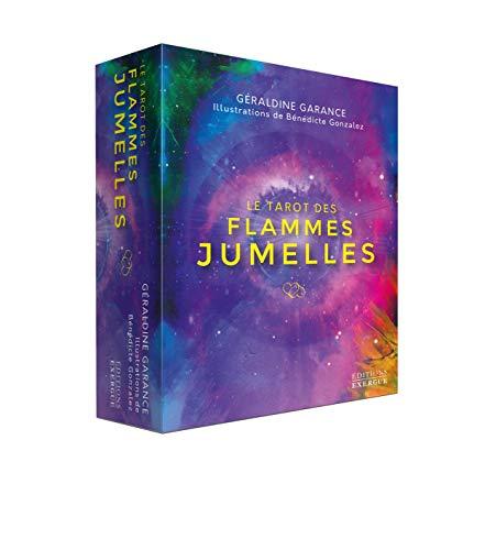 Le Tarot des Flammes Jumelles - Coffret de 78 cartes + livre