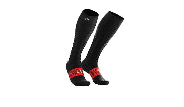 Black Edition Compressport Full Socks Oxygen SS19