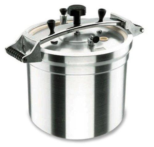Dampfgarer von Lacor, aluminium, 50 l