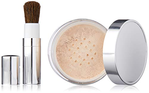 Clinique Blended Face Powder and Brush 08-Transparency