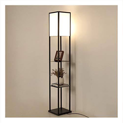 WB_L Standleuchten & Deckenfluter Stehlampe im chinesischen Stil, Hotelstudien-Schlafzimmer-Wohnzimmer-Ständer vertikal, moderne Stehlampe