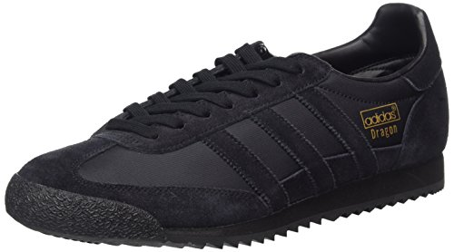Dragón Adidas Núcleo Bajos Noir Núcleo Og De Negro negro Homme Zapatillas Metálico Oro Deporte 55xrZU1
