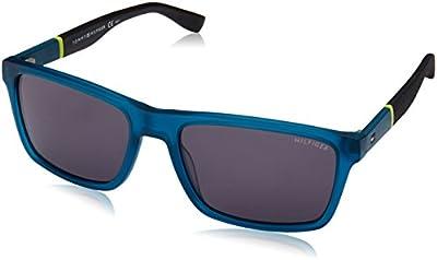 Tommy Hilfiger Gafas de Sol 1405/ S Y1T9456 (56 mm) Azul