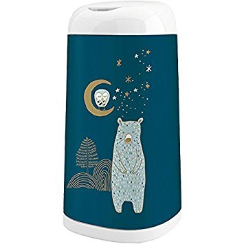 Angelcare Dress-Up Bezug Snow Bear, blau