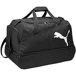 Puma Pro Training Football Bag Bolso de Fútbol, Unisex adulto, Negro, Talla Única
