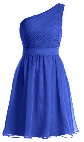 MACloth - Robe - Femme Bleu roi