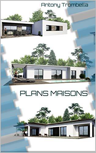 Couverture du livre PLANS MAISONS