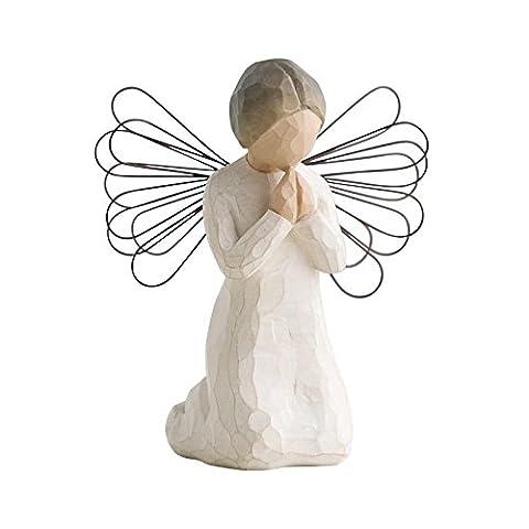 Enesco 26012 Willow TreeEngel des Gebetes Figur
