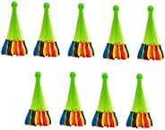 Krisah® 333 Non Toxic Automatic Fill Water Balloons for Holi