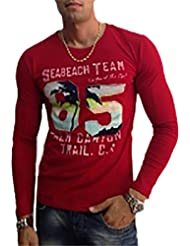 Waooh - Tee-Shirt Manches Longues Style Californien Woki