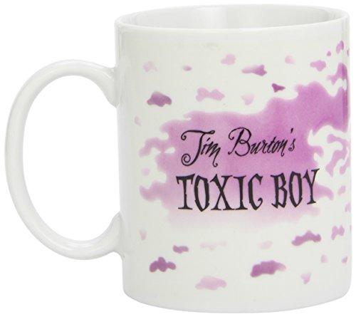 Dark Horse - Taza térmica de cerámica, diseño Tim Burton Toxic Boy (DAR0DH15717)