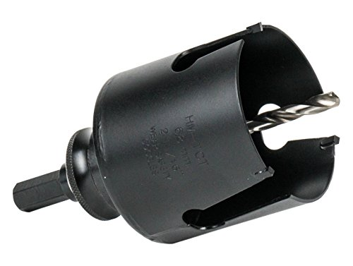HM Lochsäge 68 mm - Amboss (inkl. 6-kant Standard-Aufnahme)