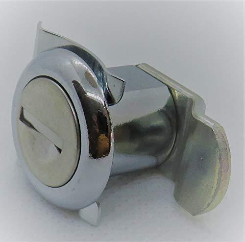 Briefkastenschloss passend für Renz ab BJ 1990 R1 mit 2 Schlüsseln ( Ersatz für RENZ Nummer 97-9-95085 )