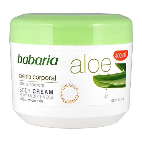 BABARIA Aloe Vera Pflegecreme, 1er Pack (1 x 0.4 kg)