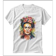 c3d2c344dd Camiseta unisex de Frida Kahlo