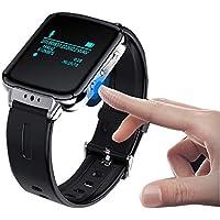 TX Pulsera Inteligente Grabadora Invisible De Voz De Video Microcámara Reducción Remota De Ruido Pantalla De Visualización Bluetooth 4.2,8G