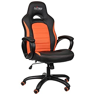 Nitro conceptos C80Pure Series Gaming silla