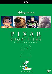 Pixar Short Films Collection 2 [Import USA Zone 1]