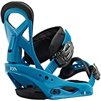Burton Mission Smalls snowboardbindung, niño, Mission Smalls, Blue Boy, Small
