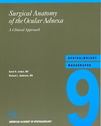 Surgical Anatomy of the Ocular Adnexa: A Clinical Approach (American Academy of Ophthalmology Monograph Series) 1st Edition by Jordan, David R., Anderson, Richard L. (1996) Paperback