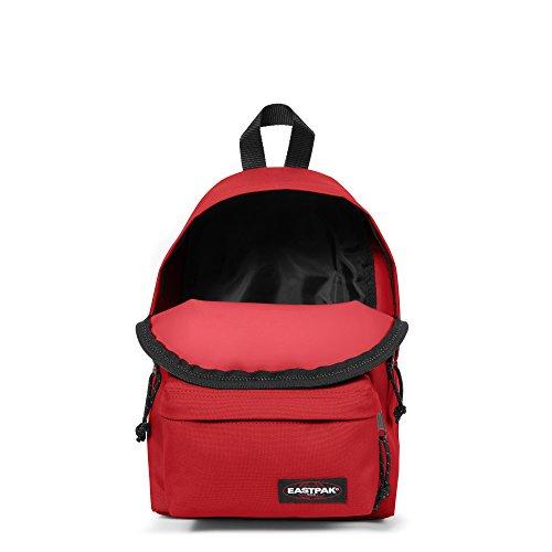 Eastpak Orbit Sac à Dos Enfants, 34 cm, 10 L, Rouge
