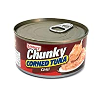 Century Corned Tuna With Chili, 180 gm