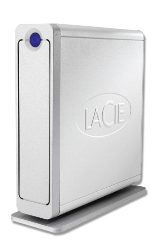 Lacie 250gb D2 External Hard Drive Extreme Usb 2.0 And Firewire 400/800 Interfaces (300790u)
