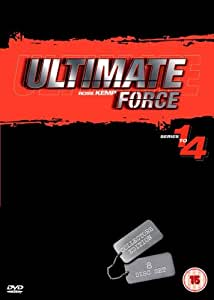 Ultimate Force: Series 1-4 [DVD]