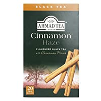 Ahmad Tea London Cinnamon Haze, 20 Tea Bags