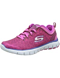 Skechers Flex Power Player, Damen Hallenschuhe