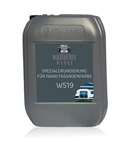 Spezial Grundierung für Nano Fassadenfarbe WO-WE W519 Wand Putzgrund Tiefengrund Untergrundvorbereitung Haftgrund - 5L