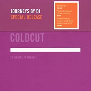 70 Minutes of Madness - Journeys by DJ