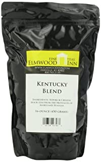 Elmwood Inn Fine Teas, Kentucky Blend Black Tea, 16-Ounce Pouch