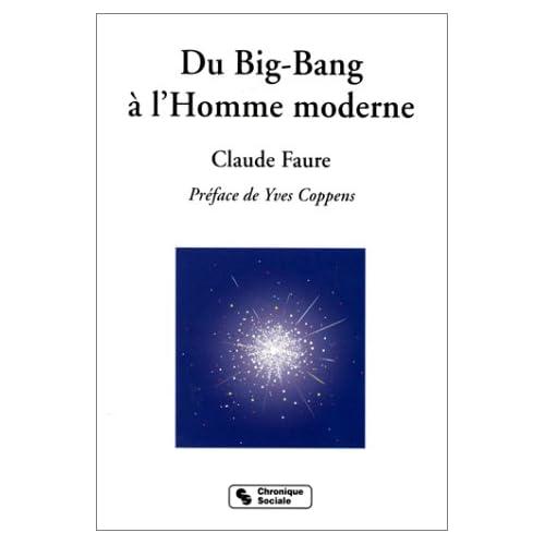 Du big bang à l'homme moderne