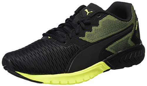 Puma Unisex-Kinder Ignite Dual Jr Low-Top Schwarz (puma black-puma black 04)