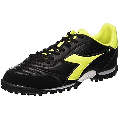 Diadora Brasil Lt Tf - Zapatillas de fútbol sala Hombre