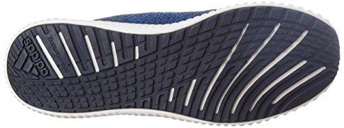 adidas Unisex-Kinder Fortarun K Laufschuhe Blau (CROYAL/FTWWHT/CONAVY)