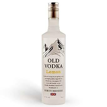 Old Vodka (Lemon)
