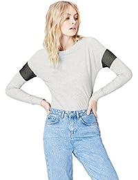 Mujer Tops Amazon Ropa Blusas Camisetas es Y TqEX0F