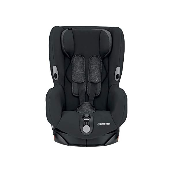 Maxi-Cosi Axiss Toddler Car Seat Group 1, Headrest Cover, Nomad Black Maxi-Cosi  2