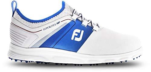 Foot Joy Superlited XP, Chaussures de Golf Homme, Blanc...