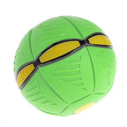 Xshuai UFO Verformung Ball Fußball Magie Fliegen Fußball Flachwurf Ball Spielzeug Spiel (Kostüme Zombie Tipps)